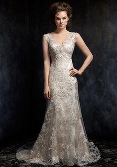 Kenneth Winston 1658 Wedding Dress The Knot