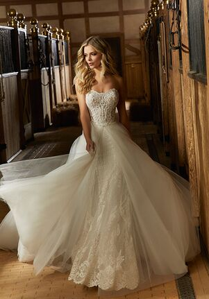 AF Couture: A Division of Morilee by Madeline Gardner Rhiannon | 1734 Mermaid Wedding Dress