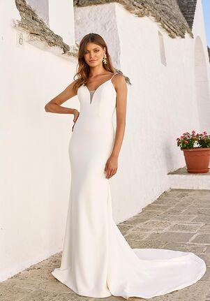 Madi Lane ML12364   Morrison Sheath Wedding Dress