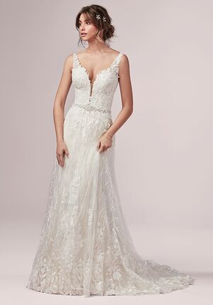 Rebecca Ingram MOLLY Sheath Wedding Dress