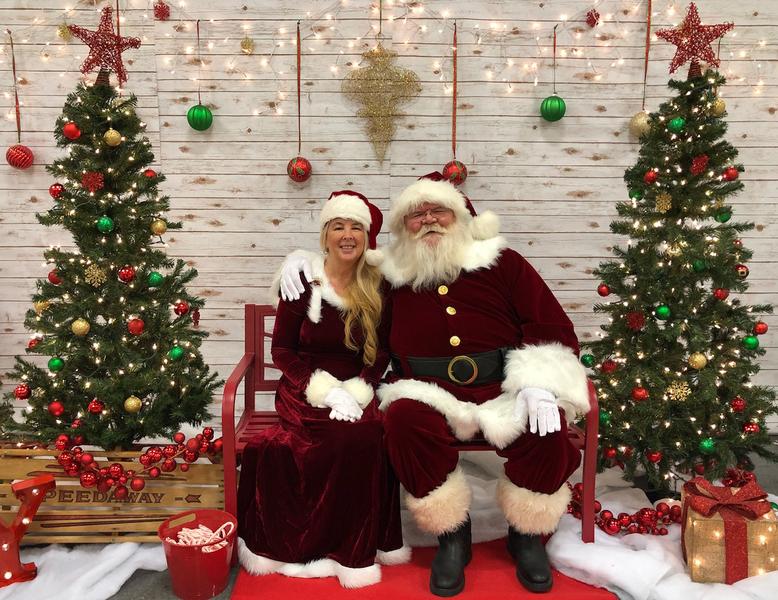 Santa Curtis Santa Claus Hurst Tx Gigmasters