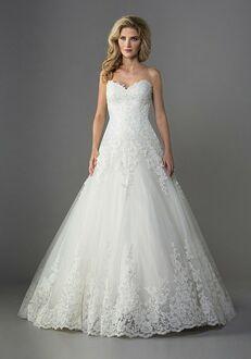 Jasmine Collection F161063 Ball Gown Wedding Dress