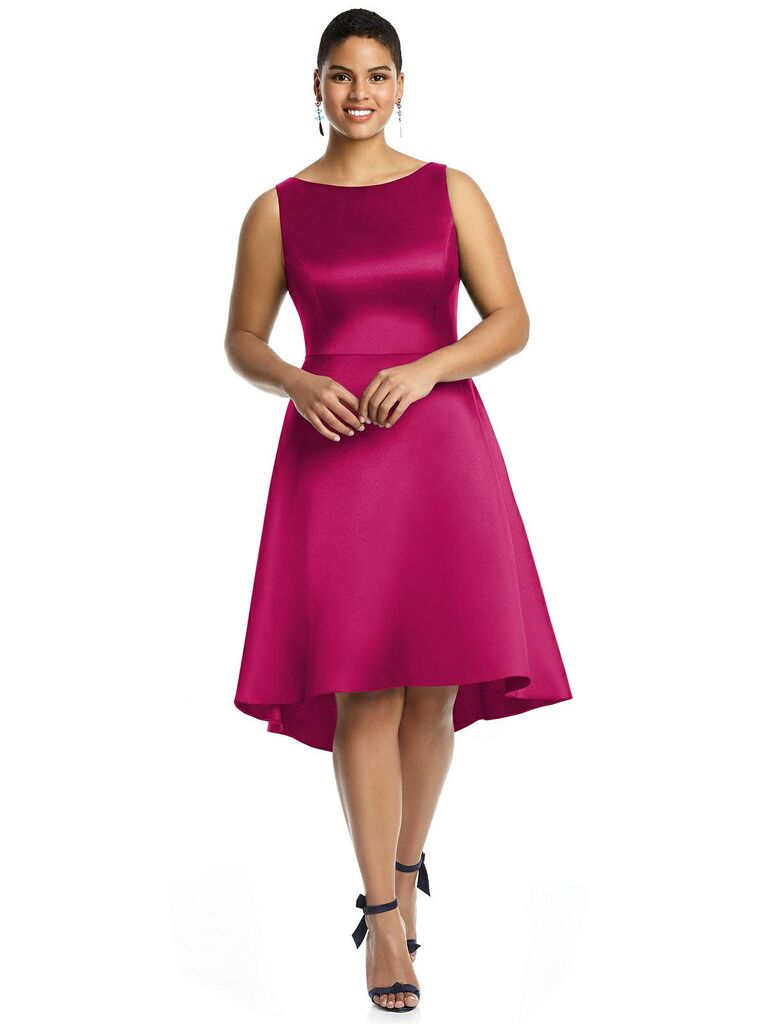 eddea817d 40 Plus-Size Bridesmaid Dresses That Are Truly Stunning