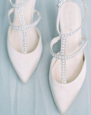 Bella Belle COURTNEY Champagne Shoe