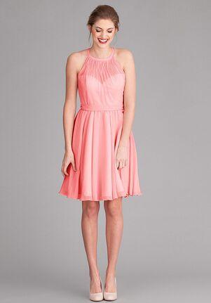 Kennedy Blue Sienna Halter Bridesmaid Dress