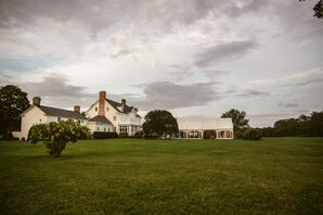 Inn at Warner Hall in Gloucester, Virginia, Wedding Venue