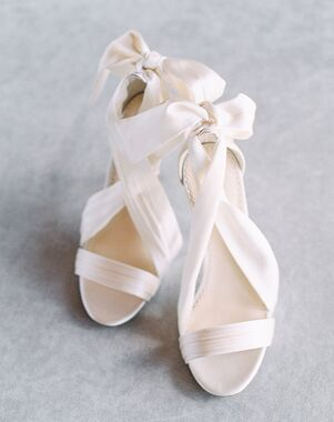 Bella Belle KATE Ivory Shoe