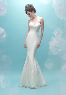 Allure Bridals 9458 Wedding Dress