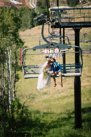 Mountain Wedding in Park City, Utah