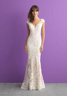 Allure Romance 3005 Sheath Wedding Dress