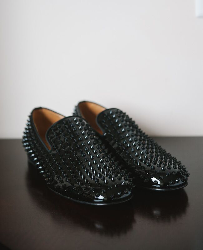 Stylish Grooms Shoes