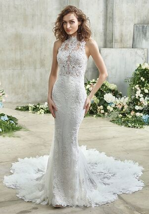 Badgley Mischka Bride EDEN Mermaid Wedding Dress