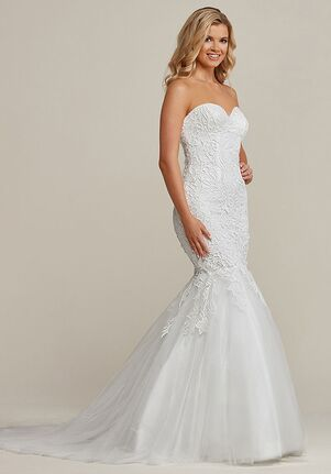 Avery Austin Presley Mermaid Wedding Dress