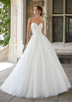 Morilee by Madeline Gardner/Blu Sherri 5801 Ball Gown Wedding Dress