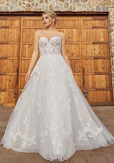 Casablanca Bridal 2427 Myla A-Line Wedding Dress