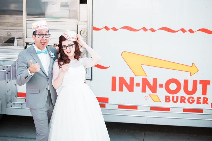 In-N-Out Burger Food Truck