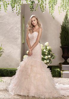 Jasmine Collection F191017 Mermaid Wedding Dress