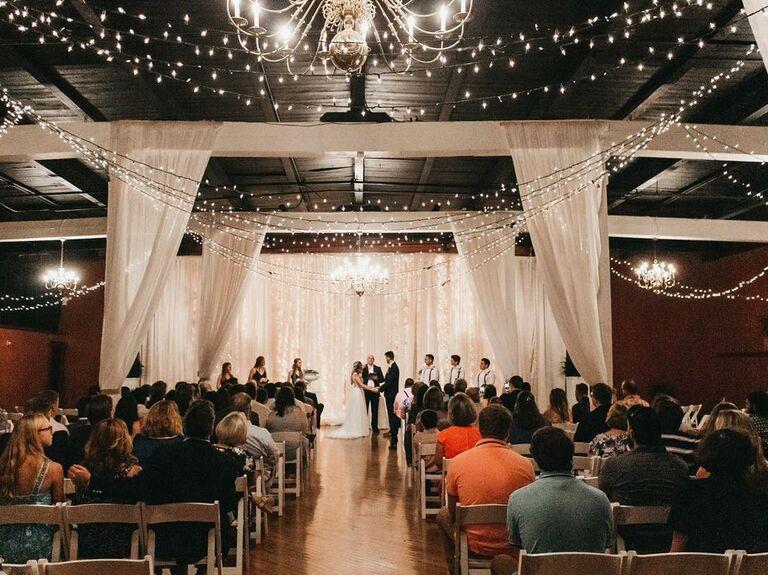 Wedding venue in Cynthiana, Kentucky.
