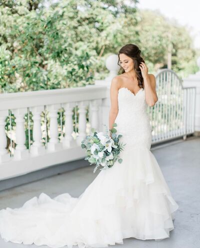 Southern Bridal Styles