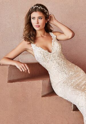 Val Stefani ARABESQUE Mermaid Wedding Dress