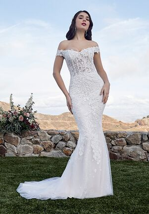 Casablanca Bridal 2419 McKenzie Mermaid Wedding Dress