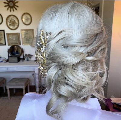 Hair by Jessica Branham
