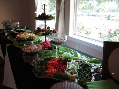 Unique Catering and Party Planning