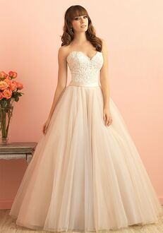 Allure Romance 2853 A-Line Wedding Dress