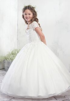 Mary's Angel by Mary's Bridal MB9005 Ivory Flower Girl Dress