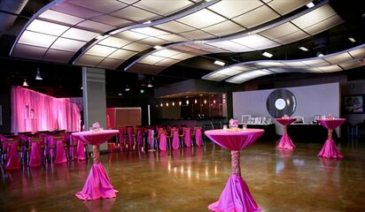 Loft At Castleberry Hill Reception Venues Atlanta Ga