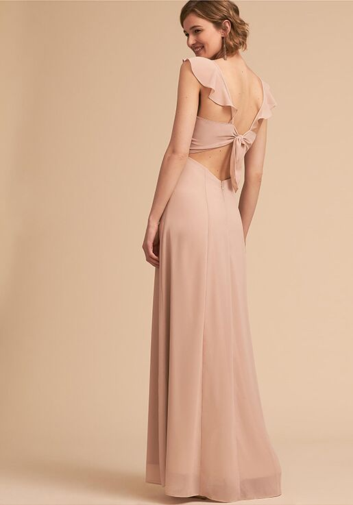 3f290bf9323 BHLDN (Bridesmaids) Diana Dress Scoop Bridesmaid Dress