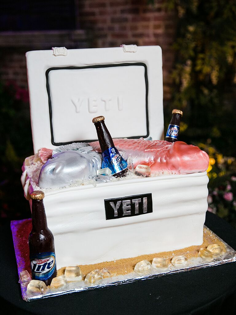 17 Epic Groom S Cake Ideas