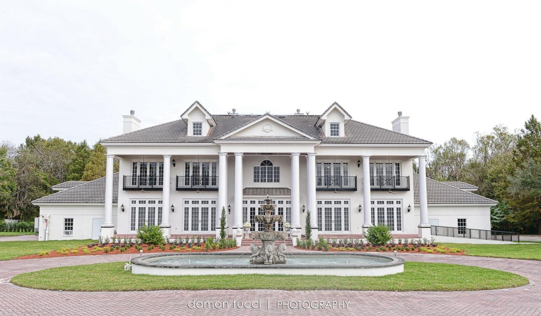 Wedding Reception Venues In Winter Park FL