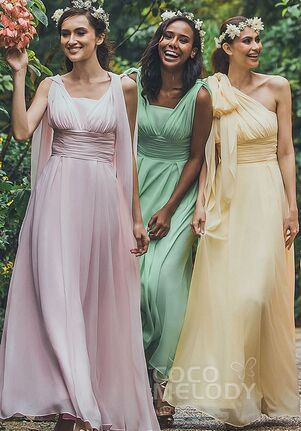 Cocomelody Bridesmaid Dresses