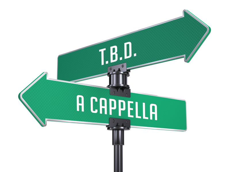 TBD a cappella  - A Cappella Group - Farmington Hills, MI