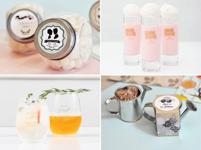 35 Personalized Wedding Favors That Are Fun And Affordable