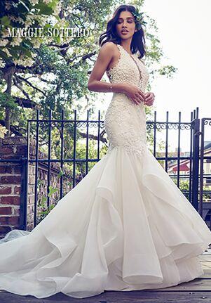 Maggie Sottero VEDA Mermaid Wedding Dress