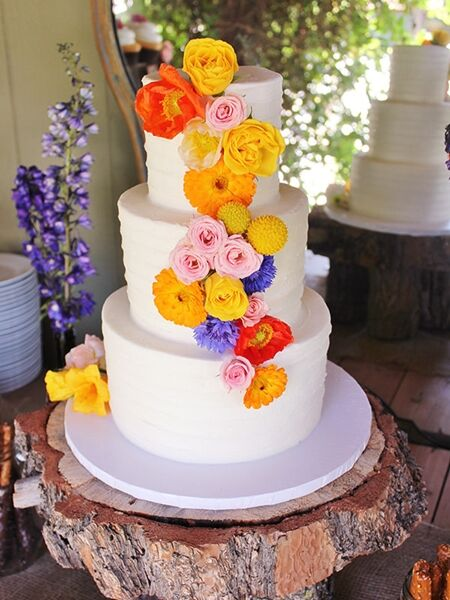 Top Rated Wedding Cake Bakeries