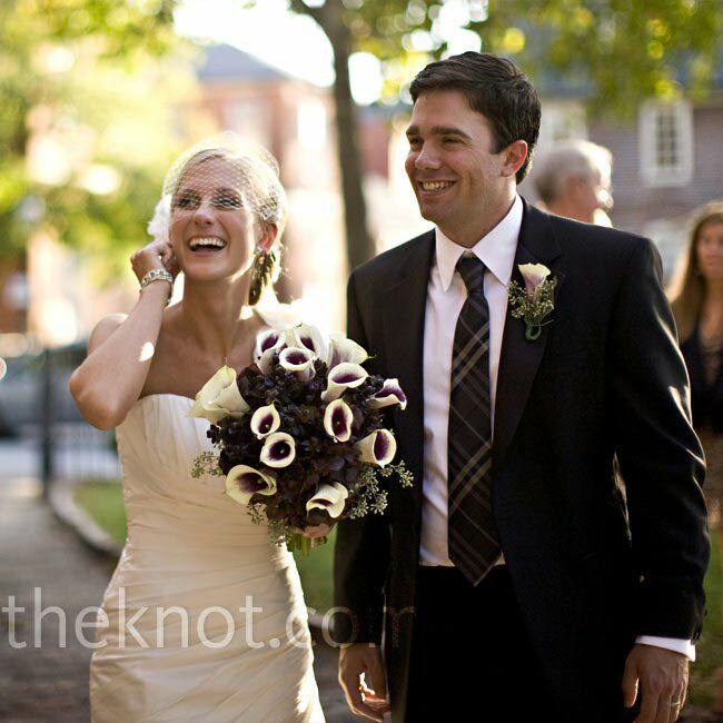 Real Fairytale Weddings Silver Spring Md: A Formal Wedding In Annapolis, MD