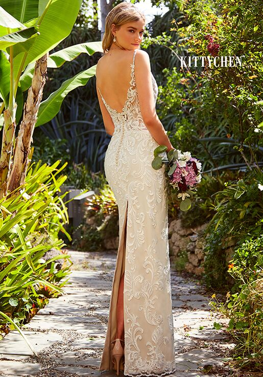 KITTYCHEN AMARENA, H1978 Sheath Wedding Dress