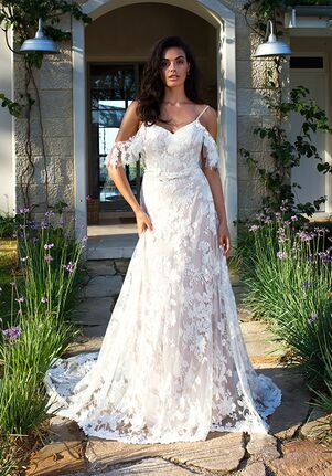 Madi Lane ML5318 | Emelia A-Line Wedding Dress
