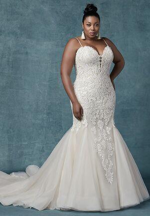 Maggie Sottero ALISTAIRE LYNETTE Mermaid Wedding Dress