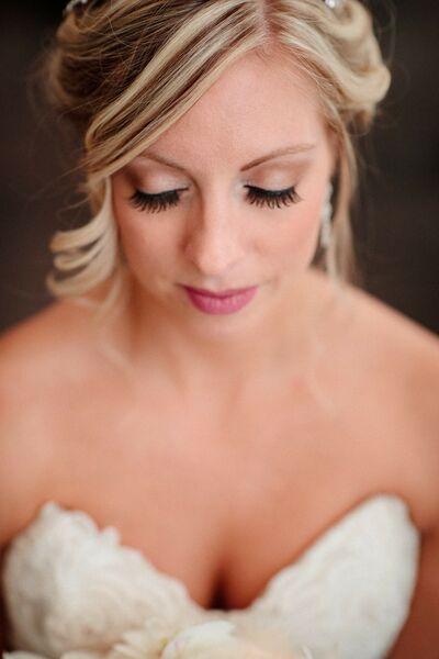 Hair and makeup by Jillian