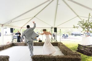 Haystack Accented Dance Floor
