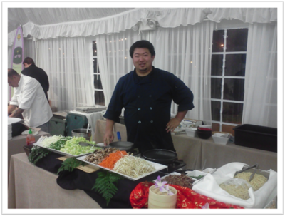 Akioni's Asian & Polynesian Catering