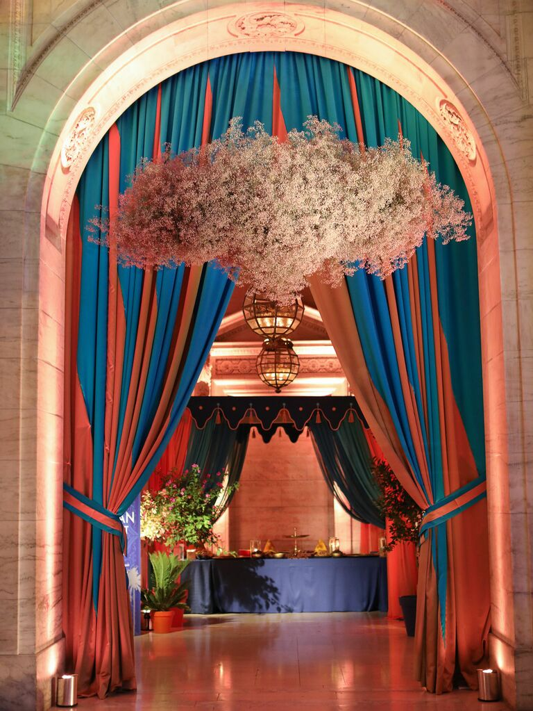 Architectural Draping