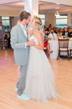 First Dance at Avalon Yacht Club in New Jersey