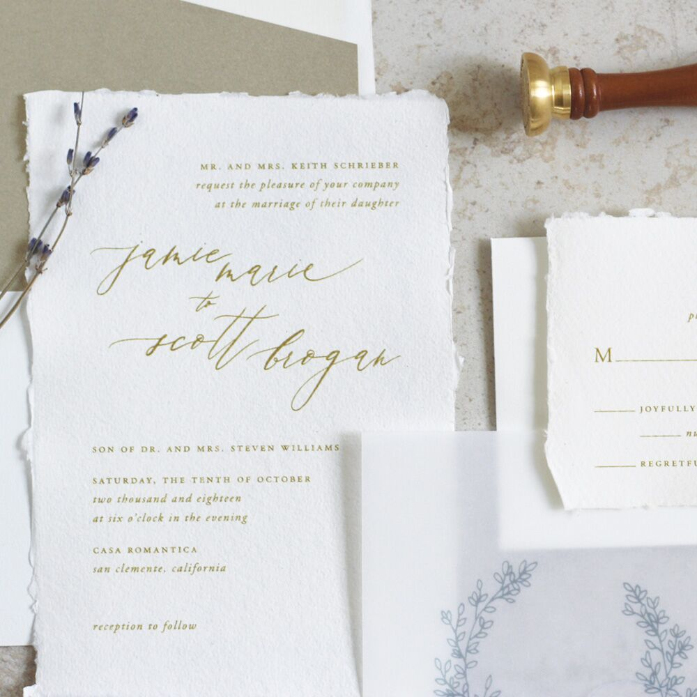 Invitations + Paper in Temecula, CA - The Knot