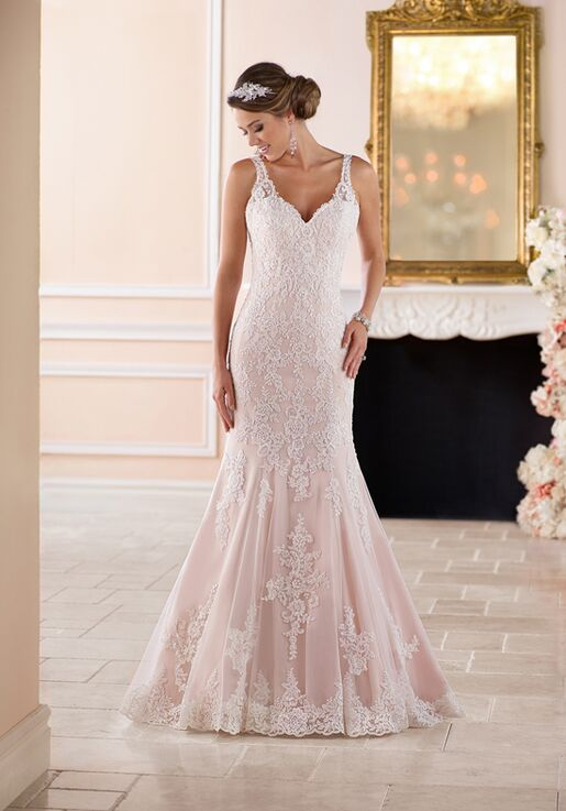 Stella York 6343 Mermaid Wedding Dress