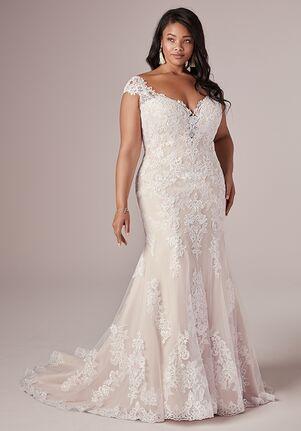 Rebecca Ingram DAPHNE LYNETTE Mermaid Wedding Dress